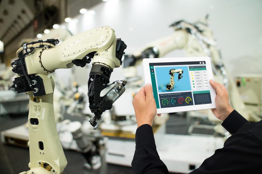 Burgdorfer Tag 2018 zum Thema Robotics und IoT