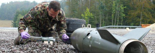 Stammtisch: Das Kompetenzzentrum ABC-KAMIR der Armee. Herausforderungen im dynamischen Umfeld
