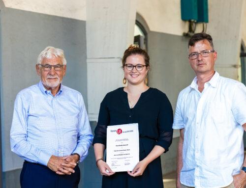 """VUF-Prämierung – Erste Gewinnerin der """"Besten Master Thesis"""" im 2021"""